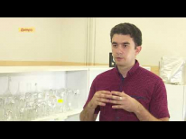 Новини на суспільному 05.09.2019 - Група науковців з Дніпра винайшли матеріал, який можна використовувати у військовій медицині